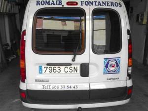 fontaneros-romaib-coche